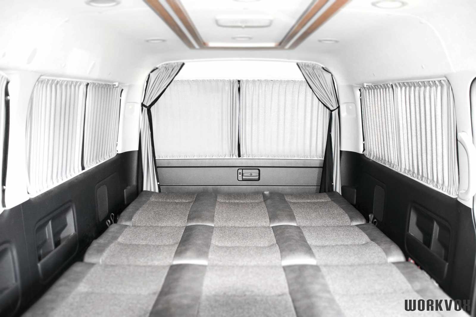 プライバシーシェイド 車用カーテン
